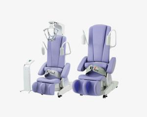 頚椎・腰椎牽引装置